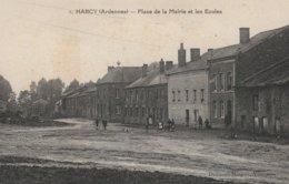 Harcy /08/ Place De La Mairie Et Les écoles / Réf:fm:1256 - Otros Municipios