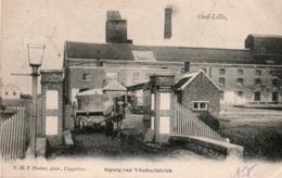 99Av   Belgique Oud Lillo Ingang Van't Suikerfabriek - Belgique