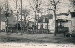 99Av   Belgique Stabroeck Vue Du Village Stabroek Zicht In 't Dorp (vue Pas Courante) - Stabroek