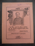 """Ancien Protège-cahier Couverture """"Comité National De Propagande En FAVEUR DU VIN"""" - Protège-cahiers"""