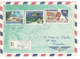 22180 - De TARAVAO - French Polynesia