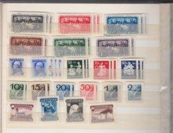Slovakije Kleine Verzameling **/*/gestempeld Tussen Michel-nr 105 En 127 - Slovakia