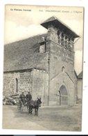 Village De POLMINHAC - Attelage D' âne (vers 1910) - VENTE DIRECTE X - France