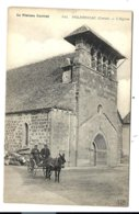Village De POLMINHAC - Attelage D' âne (vers 1910) - VENTE DIRECTE X - Frankrijk