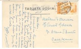 22188  - De TETUAN 35 - Spanish Morocco