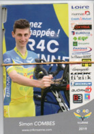 CYCLISME TOUR  DE  FRANCE  EQUIPE CR4C ROANNE 15 CARTES SERIE COMPLETE - Wielrennen