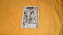 CARTE POSTALE ANCIENNE CIRCULEES DE 1903.../ HADING...KF EDITEUR..PARIS..CACHETS + TIMBRE - Artistes