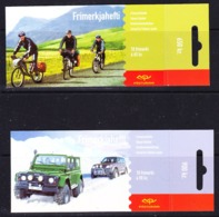 Europa Cept 2004 Iceland  2v 2 Booklets  ** Mnh (44720) Promotion - 2004