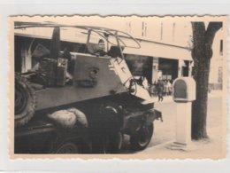 PHOTO ORIGINALE GUERRE 1939  1945 SOLDATS ALLEMAND VEHICULE BLINDE - 1939-45