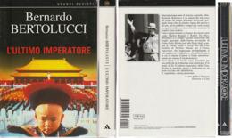 # L'ULTIMO IMPERATORE B. BERTOLUCCI (1987) COFANETTO DVD + LIBRO NUOVO - Dramma
