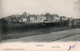 99Av   Belgique Lillo Fort Panorama - Belgique