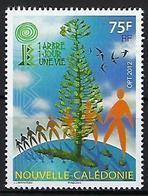"""Nle-Caledonie YT 1165 """" 1 Jour, 1 Arbre, 1 Vie """" 2012 Neuf** - Nuevos"""