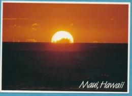 HAWAI - MAUI Sunsets Are Sensational - Honolulu