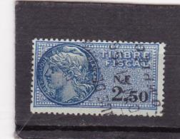 T.F.S.U N°337 - Revenue Stamps
