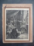 """Ancien Protège-cahier Couverture """"Le Procès De JEANNE D'ARC"""" (CAHIER COMPLET) - Protège-cahiers"""