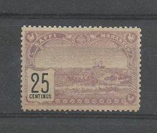 1899 Poste Locale Du Maroc Safi à Marakech N° 101 Cote YT 80€ - Locals & Carriers