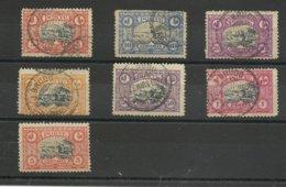 1899 Poste Locale Du Maroc Mazagan à Marakech Oblitérés Brudo - Maroc (1891-1956)