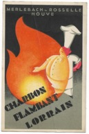 Publicité - Charbon Lorrain - Pubblicitari