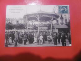 D 63 - Exposition De Clermont Ferrand 1910 - Le Kiosque à Musique De La Place Gambetta - Clermont Ferrand