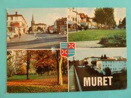 MURET MULTIVUES - Muret