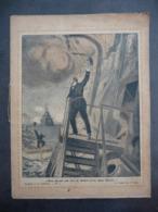 """Ancien Protège-cahier Couverture """"La Guerre En Images - NOS MARINS"""" (CAHIER COMPLET) - Protège-cahiers"""