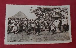 Dahomey - Danses Près De Porto Novo :::: Femmes Seins Nus - Nue --------------- 505 - Dahomey