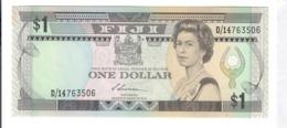 Figi Fiji 1 $ 1980 About Unc Q.fds Lotto 2804 - Fiji