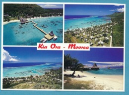 Hôtel Sofitel Kia Ora à Moorea - Polinesia Francese