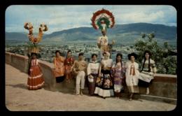 Oaxaca - Regional Dresses - Mexique