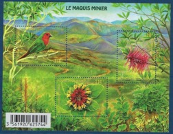"""Nle-Caledonie YT F1223 Feuille """" Faune Et Flore """" 2014 Neuf** - Nuevos"""