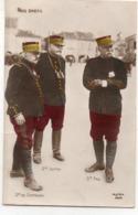 MILITARIA 360 : Nos Chefs Général De Castenau , Pau Et Joffre : édit. J K 9333 - Patriottiche