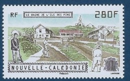 """Nle-Caledonie YT 1226 """" Bagne De L'île Des Pins """" 2014 Neuf** - Neufs"""
