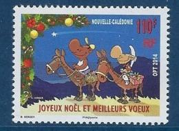 "Nle-Caledonie YT 1228 "" Noël "" 2014 Neuf** - Nuevos"