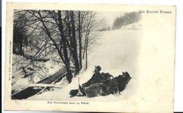 DOUANE Bivouac - Hautes Vosges - DOUANIER à La Pipe - Douane