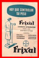 ESPAÑA  PUBLICIDAD DE BAYER - Publicidad