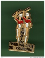 TWIRLING *** CLUB GD COURONNE *** 1048 - Sin Clasificación