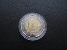 85 Years Of Foundation Of Chernihiv Region Ukraine 2017 Coin 5 UAH Bimetal - Ukraine