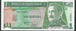 GUATEMALA P90 1 QUETZAL 27.9.1994 Suffis C UNC. - Guatemala