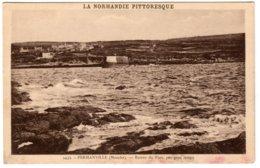 FERMANVILLE - Entrée Du Port, Par Gros Temps - Frankrijk
