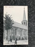 Thielt Tielt Eglise St Pierre  Heliotypie De Graeve N° 1983 - Tielt