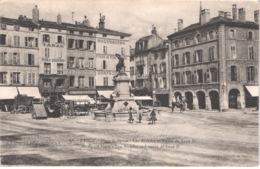 FR54 NANCY - Imprimeries Réunis 63 - Place Saint Epvre - Animée - Belle - Nancy