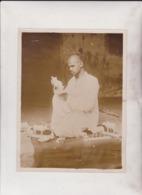 INDIA INDE AN INDIAN SCULPTOR MARATTIA  HINDOU  21*16CM Fonds Victor FORBIN 1864-1947 - Sin Clasificación
