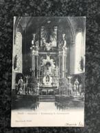 Thielt Tielt - Paterskerk Wonderdadig St Antoniusbeeld - Uitg. Maes-Lecat - Gelopen - Tielt