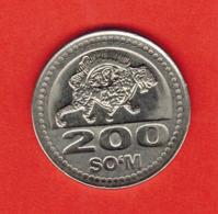 Uzbekistan 200 So'm, 2018 - Uzbekistan