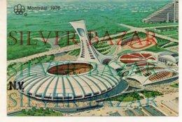 PARCO OLIMPICO DI MONTREAL STADIO TORRE E VELODROMO - CANADA QUEBEC - OLIMPIADI 1976 - Giochi Olimpici