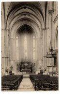 FUMAY - Intérieur De L'Eglise - Fumay