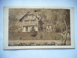 PHOTO CDV 19 EME LUCHON VILLA DIANA - Anciennes (Av. 1900)