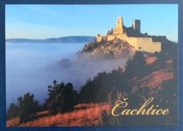Slovakia, Castle Cachtice, Residence Of Elizabeth Batory - Slovakia