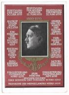 Adolf Hitler   - 50 Ans  - Propaganda - Personen