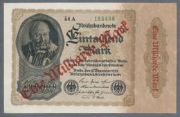 P113a Ro110e DEU-126e 1 Milliard Mark 15.12.1922 UNC NEUF - [ 3] 1918-1933 : Repubblica  Di Weimar